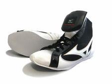 Mizuno Boxing Shoes Short Black × White × White Made in Japan Bto bordering Gold