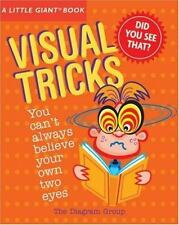 New - A Little Giant(R) Book: Visual Tricks (Little Giant Books)