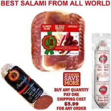 BEST DRY SALAMI FROM ALL WORLD - Choose Type and Quantity