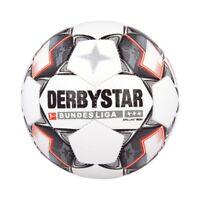 schwarz NEU Derbystar Bundesliga Brillant Mini Fußball weiß Fußball
