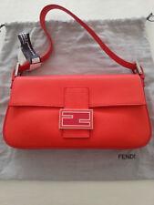 Fendi Leather Shoulder Bags