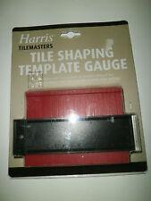 Harris Tile Shaping Template Gauge