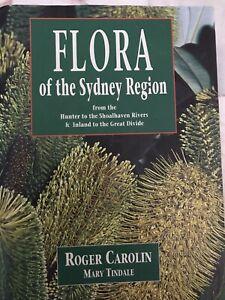Flora of the Sydney Region by Roger Carolin, Mary Tindale (Hardback, 1994)