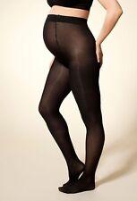 Over bump maternity tights - Boob Maternity tights - green / black / plum