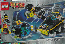LEGO Alpha Team 6774  Alpha Team ATV , NEU, OVP