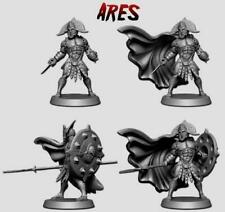 RN Estudio Myth Bowl 32mm Human Ares The Mighty Star Player