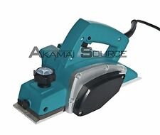 Powerful Electric Wood Planer Woodworking Power Tools Shop Hobby Tool