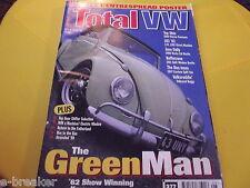 TOTAL VW MAGAZINE AUGUST 1999  #c3