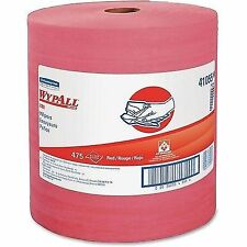Wypall Kimberly Clark 41055 Jumbo Roll Red Wipes X80