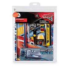 New Original Disney Store Pixar Cars School Supply Zip-Up Stationery Kit