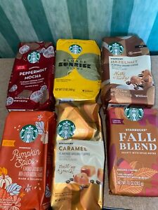 Starbucks USA Exclusive Flavoured Coffee - Choose your own
