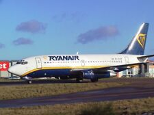 JC WINGS JC2049 1/200 RYANAIR BOEING 737-200 EI-CKP WITH STAND
