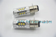 Yamaha Raptor 660 LED Headlights Bulbs 80W Super White Low/High beam  Motorcycle