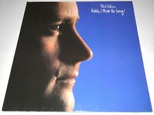 LP Phil Collins-HELLO, I Must Be Going!/FOC 1982