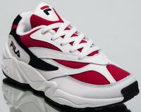 Fila Women's Venom Low Lifestyle Shoes White Navy Red 2018 Sneakers 1010291-150