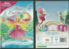 DVD - BARBIE : MAGIE DE L' ARC EN CIEL ( DESSIN ANIME )