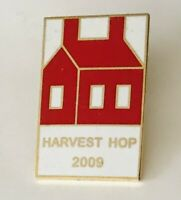 Harvest Hop 2009 Pin Badge Rare Farmers Vintage Souvenir (N1)