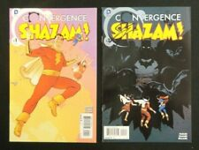 Shazam! #1-2 SIgned by James Tynion Shazam! & Batman Teamup Lot of 2 NM
