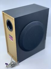 New listing Samsung Subwoofer for Surround Speaker System with Wire - Tested / Works