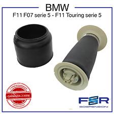 BMW 5 GT F07 MOLLA SOFFIONE SOSPENSIONE AMMORTIZZATORE POSTERIORE 37106781828/27