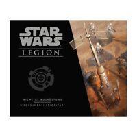 Star Wars Legion Wichtige Ausrüstung Erweiterung (Deutsch/Italienisch) Gelände