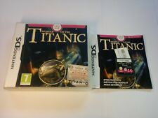 Murder on the Titanic - Nintendo DS - 2DS 3DS DSi - Free, Fast P&P!