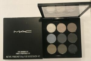 MAC Navy Times Nine Eyeshadow Palette...Boxed/ New... Free 1st Class Post...