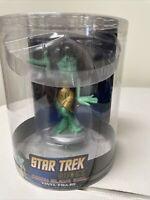 NEW Star Trek Funko Quogs Orion Slave Girl Vinyl Figure Desk Statue 2009