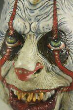 'Conspiracy Clown' A Surreal Southern Folk Art Face Jug Sculpture by Ron Dahline
