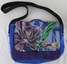 """Anime Messenger Bag Graphic Novel Comic Handsewn Soft 13"""" Shoulder Bag Crossbody"""