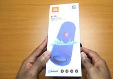 JBL - Flip 4 Portable Bluetooth Speaker - Blue (Brand New and Free Shipping!)