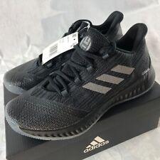 Adidas James Harden B/E 2 Boy's Size 5.5 Basketball Shoes BlackLow NIB - AQ0031