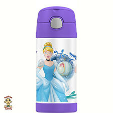 Thermos FUNtainer Disney Princess 12 oz (335 ml)  Authentic and Brand New