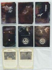 Harry Potter Memorable Moments CC Base Set, Foil/Puzzle, Box Top & Coin Cards