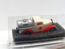 Praline 1/87 1528 MB 170 V mit Tank Texaco OVP (MR2297)