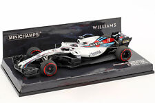 Williams Mercedes FW41 Lance Stroll 2018 - 1:43 Minichamps