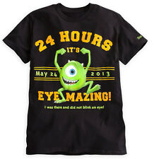 "Disney Monstrous Summer All Nighter ""Eye-Mazing"" Monsters Inc T Shirt 2Xl Htf"