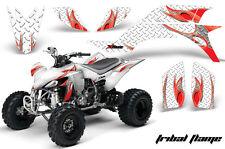 Yamaha YFZ 450 AMR Racing Graphic Kit Wrap Quad Decals ATV YFZ450 04-13 TRBL FLM