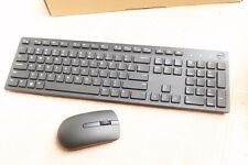Dell KM636 Wireless Keyboard and Mouse Combo. Plus batteries
