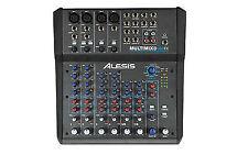 Alesis Multimix 8 FX USB DJ Band Studio Stereo Mixer UK Post