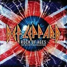 Rock Of Ages - Def Leppard 2 Cd Set Sealed ! New !