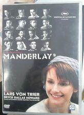 Dvd -MANDERLAY Lars Von Trier (vendita)