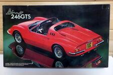 Fujimi Ferrari Dino 246 GTS Model Kit 1/24  boxed