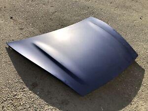 03-10 Porsche Cayenne Turbo 955 957 Hood Panel OEM Wrapped Blue 04 05 06 08 09