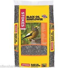 3-Stokes Select Premium Black Oil Sunflower Single Seed Bird Seed 10# Bag 546