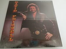 DAVID FRIZZELL~ON MY OWN AGAIN~Factory Sealed Vinyl LP Record