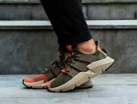 New Adidas Originals Prophere Sneakers Shoes CQ2127 Olive Men's Size 10