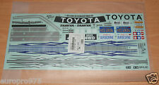 Tamiya 58397 Toyota Hilux High Lift, 9495521/19495521 Decals/Stickers, NIP