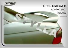 SPOILER REAR BOOT OPEL VAUXHALL OMEGA B WING ACCESSORIES