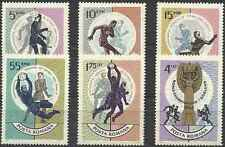 Timbres Sports Football Roumanie 2254/9 ** lot 21052